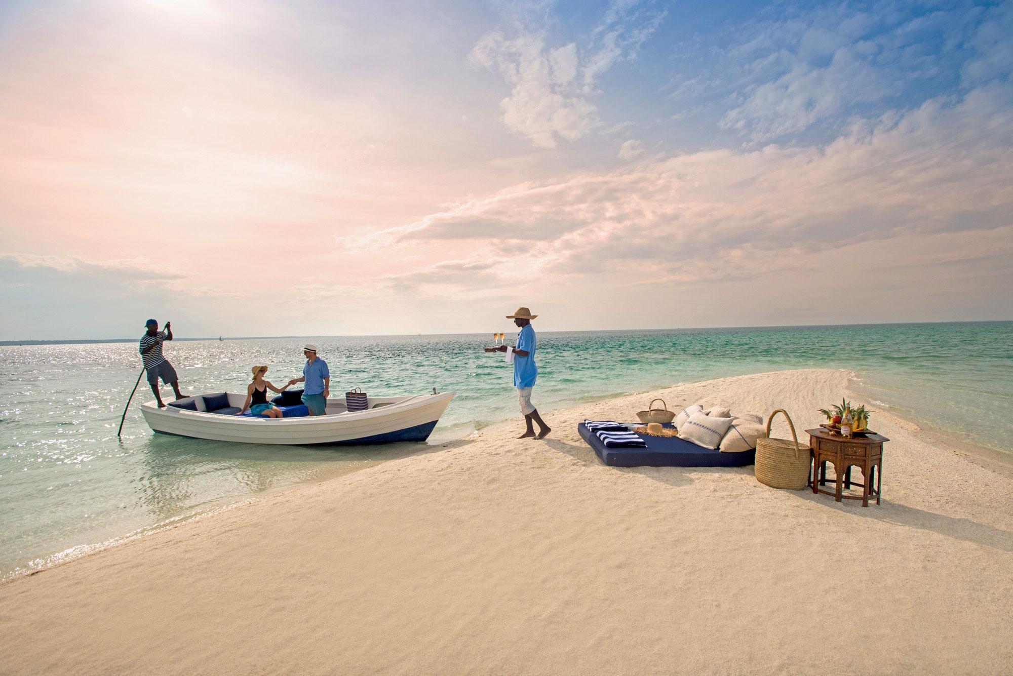Luxury African Travel to Benguerra Island